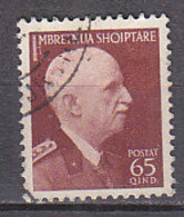 K1753 - ALBANIA ALBANIE Yv N°266 - Albania