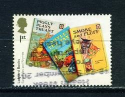 GREAT BRITAIN  -  2017 Ladybird Books 1st Used As Scan - 1952-.... (Elizabeth II)