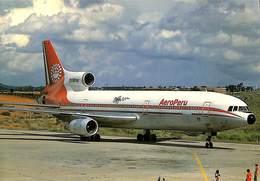 026 573 - CP - Avion - Aeroperu - L-1011/100 - N10112 - 1946-....: Modern Era