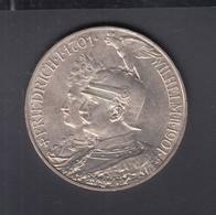 Dt. Reich 5 Mark 1901 Jubiläum - [ 2] 1871-1918: Deutsches Kaiserreich
