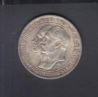 Dt. Reich 3 Mark Uni Breslau 1911 - [ 2] 1871-1918: Deutsches Kaiserreich