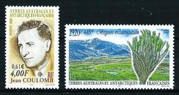 Tierras Australes (TAAF) Nº 291-293 Nuevo - French Southern And Antarctic Territories (TAAF)