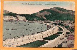 Rio De Janeiro Brazil 1908 Postcard - Rio De Janeiro