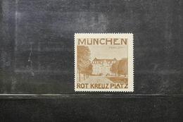 ALLEMAGNE - Vignette De München - Croix Rouge , Neuf * - L 59458 - Germany