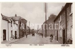 BAGILLT PEN Y PONT OLD RP POSTCARD FLINTSHIRE WALES - Flintshire