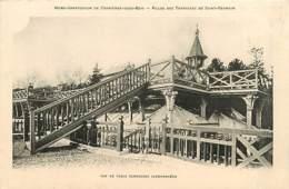 78* CARRIERES SOUS BOIS Home Sanatorium   MA104,0655 - France