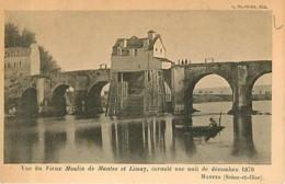 78* MANTES – LIMAY Vieux Moulin  MA104,0795 - Mantes La Jolie