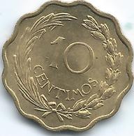 Paraguay - 1953 - 10 Céntimos - KM25 - Paraguay