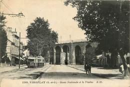 78* VIROFLAY Viaduc    MA104,1090 - Viroflay
