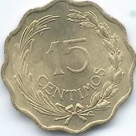 Paraguay - 1953 - 15 Céntimos - KM26 - Paraguay
