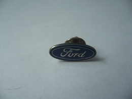 PIN'S PINS LOGO FORD THÈME  AUTOMOBILE - Ford