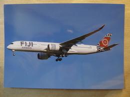FIJI AIRWAYS   AIRBUS A 350-941   DQ-FAI - 1946-....: Era Moderna