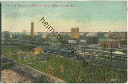 Baton Rouge - Standard Oil Co.'s Plant - Baton Rouge