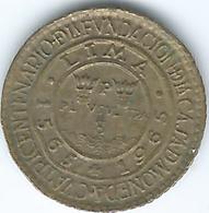 Peru - 1965 - 5 Centavos - 400th Anniversary Of Casa De Moneda - KM290 - Perú