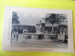 Fontaine Vénitienne à  Candie   (Crète)  TBE - Greece