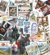 Czech Republic - 2018 - Year Set 2018 - Complete Annual Stamp Set - Tchéquie