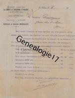 03 0972Z SAINT HILAIRE ALLIER 1903 0Ste DES MINES DE BOURBON - Frankreich