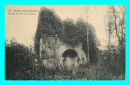 A790 / 391 85 - FONTENAY LE COMTE Ruines De L'Ancien Chateau - Fontenay Le Comte
