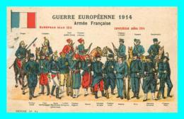 A790 / 139 Guerre Européenne 1914 Armée Francaise - Guerre 1914-18