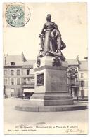 Aisne Saint Quentin Place Du 8 Octobre Monument De La Défense De 1870 - Saint Quentin