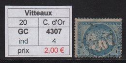 Vitteaux - Cote D'Or - GC 4307 - 1849-1876: Klassieke Periode