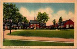 Iowa Iowa City Childrens' Hospital Curteich - Iowa City