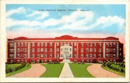 Iowa Waterloo Allen Memorial Hospital - Waterloo