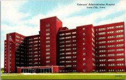 Iowa Iowa City Veterans' Administration Hospital Curteich - Iowa City