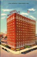 Iowa Cedar Rapids Hotel Roosevelt - Cedar Rapids