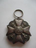 Médaille Belge Du Travail - Sans Ruban - Firma's