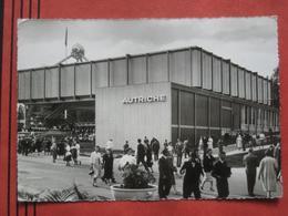 Bruxelles / Brussel - Exposition Universelle De Bruxelles 1958: Pavillon De L'Autriche / Österreich - Expositions Universelles