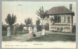 **  Hove  **  -  Pavillon H.S. - Hove
