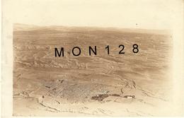 ALGERIE - TIMGAD 1917 - PHOTO AERIENNE CITE ANTIQUE ROMAINE  - 18x11,5 Cms - Places