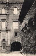 CP 31 Haute-Garonne Toulouse Hôtel D'Assézat Porte Principale Et Galerie Clémence Isaure 55 Bayard - Toulouse