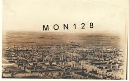 ALGERIE - TIMGAD 1917 - PHOTO AERIENNE CITE ANTIQUE ROMAINE  - 17x11 Cms - Places