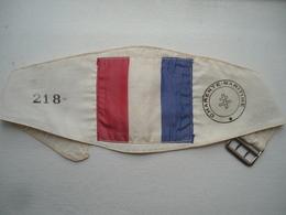 Brassard Libération La Rochelle - 1939-45