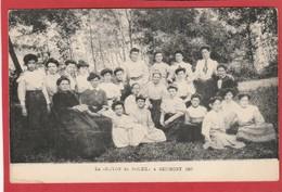 """CPA: Vosges (88) - Bermont - Le """"Rayon De Soleil"""" 1907 - Frankreich"""