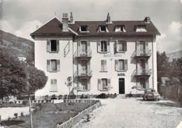 05 Hautes ALPES Hotel Du Parc Semiond Frères à BRIANCON Ste Catherine Et Peugeot 203 - Briancon
