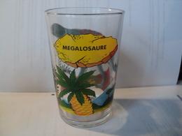 VERRE A MOUTARDE MEGALOSAURE - Glasses