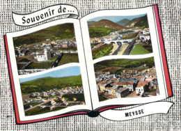 07 ARDECHE Carte Multivues En Souvenir De MEYSSE - France