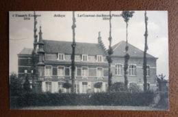 Ardoye - Fransch Klooster 1910 - Ardooie - Couvent Soeurs Franciseaines - Uitg. Thiers - Ardooie