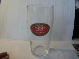 VERRE A BIERE 33 EXPORT. 25 CL - Glasses