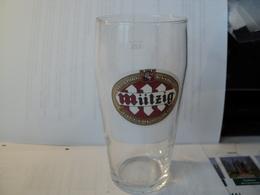 VERRE A BIERE D ALSACE MIITZIG. SPECIALE EXPORT. 25 CL S - Glasses