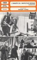 - 1959 - GRANDE-BRETAGNE - POLICIER. -  L'ENQUÊTE DE L'INSPECTEUR MORGAN  - 042 - Autres