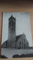 CPA - MEULAN L'église - Meulan