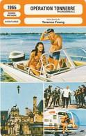 - 1965 - GRANDE-BRETAGNE - AVENTURES. -  OPERATION TONNERRE - 044 - Autres
