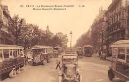PARIS-75010-LE BLD BONNE-NOUVELLE - Arrondissement: 10