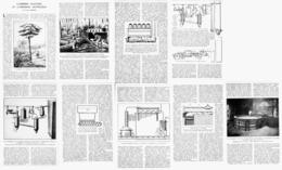 CAMPHRE NATUREL Et CAMPHRES ARTIFICIELS   1922 - Ciencia & Tecnología