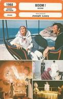 - 1968 - GRANDE-BRETAGNE - DRAME. - BOOM ! - 047 - Autres