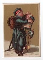 - CHROMO ARMAND GIMAT - CASTELSARRASIN - MERCERIE - LIBRAIRIE - Edition D. Hutinet - - Other